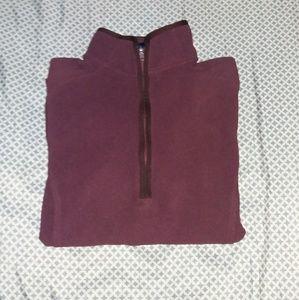 💜 Purple Fleece Jacket 💜